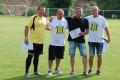 Utkání legend FC Vlachovo Březí - Výběr Ligy